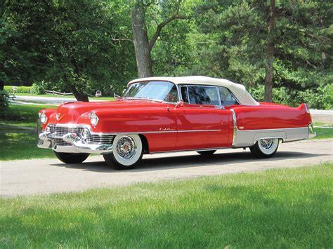 1954 Cadillac Eldorado by Rm Sotheby S 1954 Cadillac Eldorado Convertible