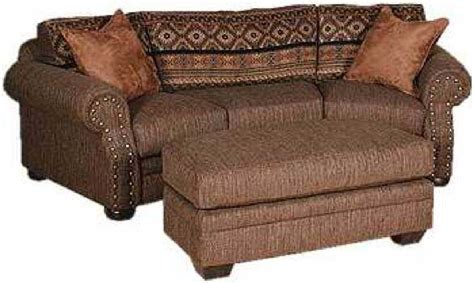 Rustic Sleeper Sofa by Bradley S Furniture Etc Intermountain Sofas And Sleepers