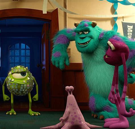 disney pixars monsters university announced  edinburgh