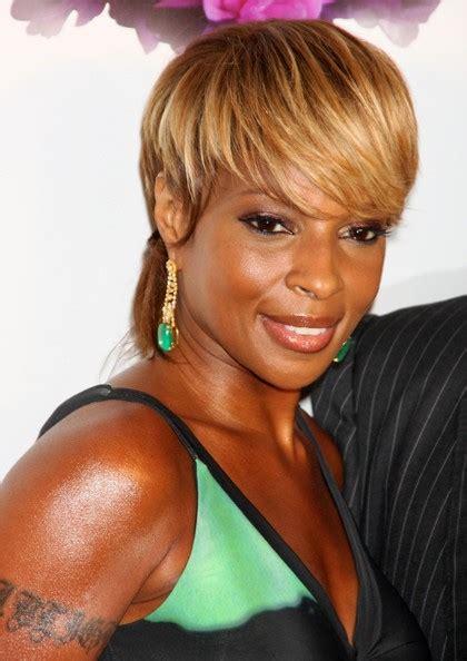J Blige Hairstyles by J Blige Hair Stylebistro J Blige Hairstyles