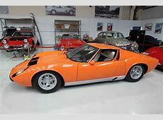 A Lamborghini which featured in the opening scenes of the