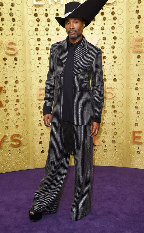 Billy Porter Admits Never Considered Himself