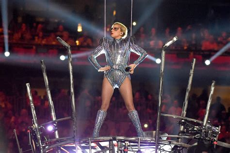 All The Insanely Sparkly Outfits Lady Gaga Wore For Her