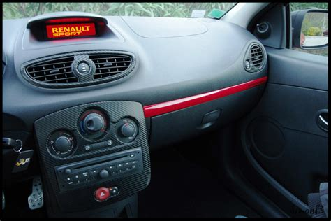 clio 3 rs interieur bmw one clio 3 rs 2 de simon83