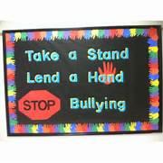 Anti Bullying Bulletin Board Ideas
