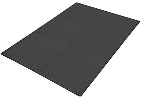 garage balancefrom puzzle exercise mat with foam