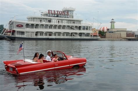 Boat Car Disney Springs by 15 Orlando Sights That Disney Vacationers Usually Miss