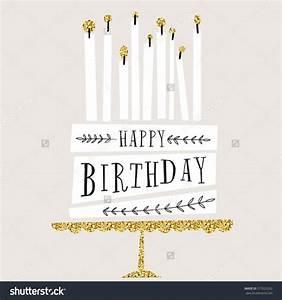 Best 25+ Birthday cake illustration ideas on Pinterest ...