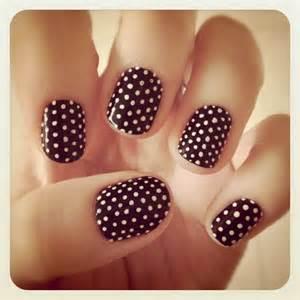 Inspiring polka dot nail art designs design ideaz