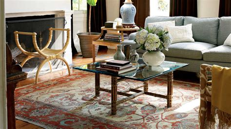 mix modern  traditional  living room decorating ideas southern living