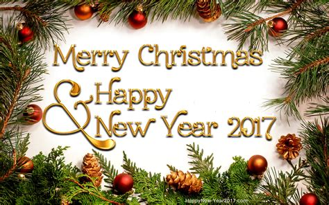 merry and happy new year 2017 pictures