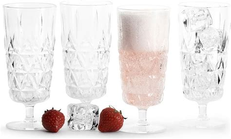bicchieri per prosecco sagaform bicchieri per prosecco da pic nic 1 set