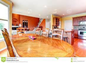kitchen and dining interior design interior design great kitchen dining and living room combinati stock photo image 37250610