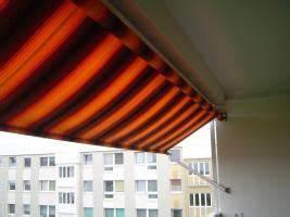 markise fur wbs70 balkon in dresden von privat markise With markise balkon mit bild auf tapete drucken