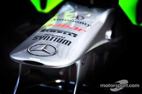 Posted on october 21, 2011 by scarbsf1. Mercedes invents front wing F-duct for 2012 - report