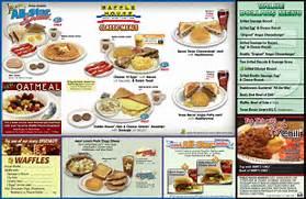 Waffle House Menu - Wa...Waffle Menu