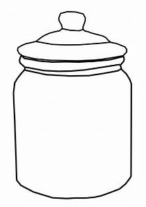 Cookie Jar Clipart Black And White | Clipart Panda - Free ...