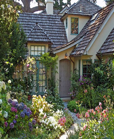 The Overgrown English Cottage Garden Garden Outdoor