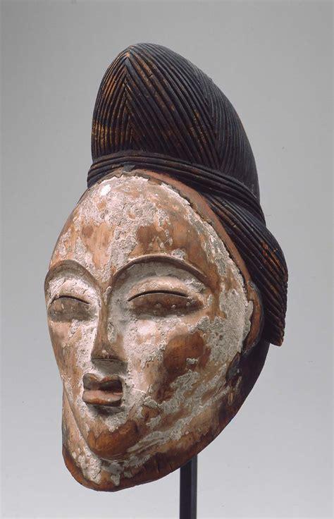 punu mask okuyi museum  fine arts boston