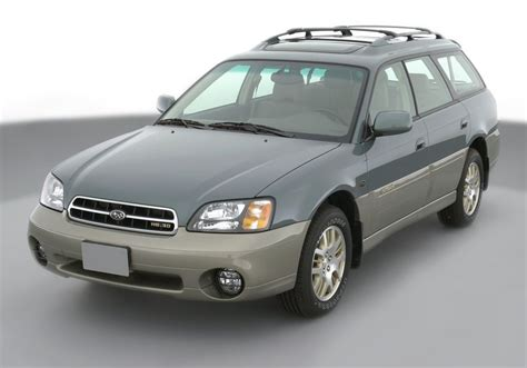 2001 Subaru Outback Mpg by 2001 Subaru Outback Reviews Images And Specs