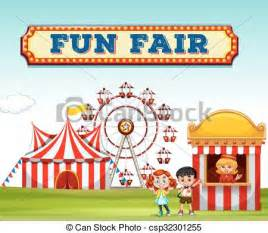 Fun Fair Clip Art
