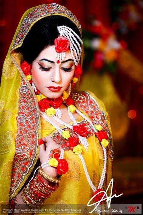gaye holud bengali holud  wedding pinterest