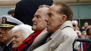 George H.W. Bush still hospitalized, has chronic ...