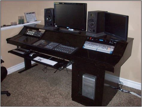music studio desk workstation home studio desk design peenmedia com