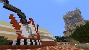 Virtual Magic Kingdom Unofficially Reborn on Minecraft ...