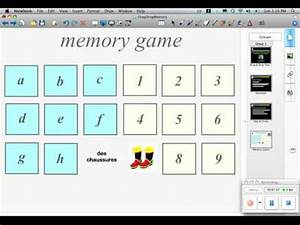 drag drop templates memory game youtube With memory game powerpoint template