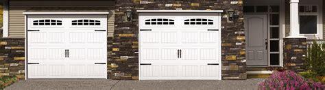 steel garage doors classic sonoma