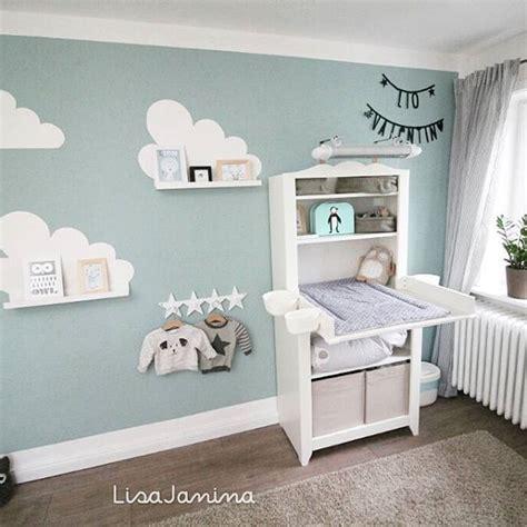 Wandgestaltung Kinderzimmer Baby Junge by Die Besten 25 Kinderzimmer Gestalten Ideen Auf