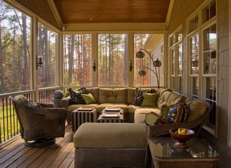 cozy porch feels   extension   house porch