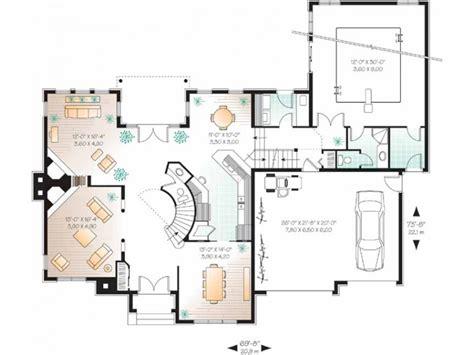 indoor pool house designs   plans house floor