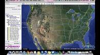 Google Earth/Google Maps: OEAS California Geology Field Trip 2014 - YouTube