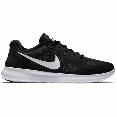 Nike Rn Running Womens Damen Laufschuhe Schwarz