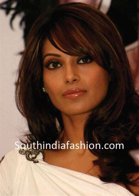 brown hair color highlights  indian skin image