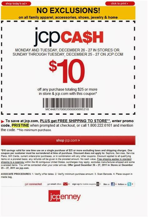 jcpenney coupons for in store 2017 2018 best cars reviews