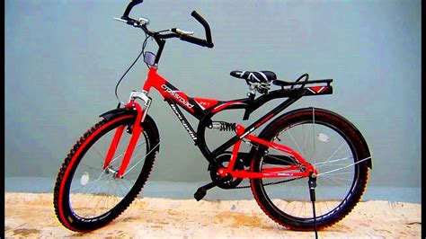 Modified Bicycle Price by My New Crossroad 26t Cycle Specification And Review