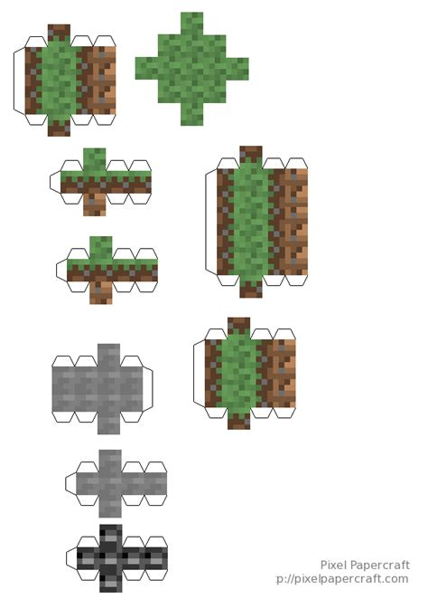 toy skywars papercraftable
