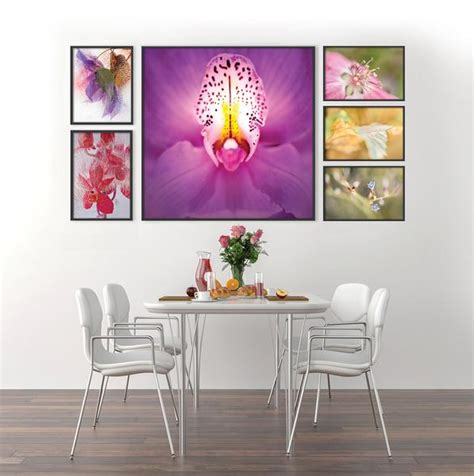 Blink Decor - interior design tips for hanging and decor at home or