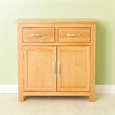Mini Sideboards by Carne Oak Mini Sideboard Oak Cupboard Solid Oak