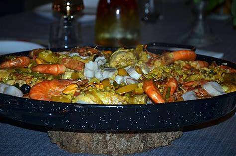 cuisine andalouse recette de paella andalouse