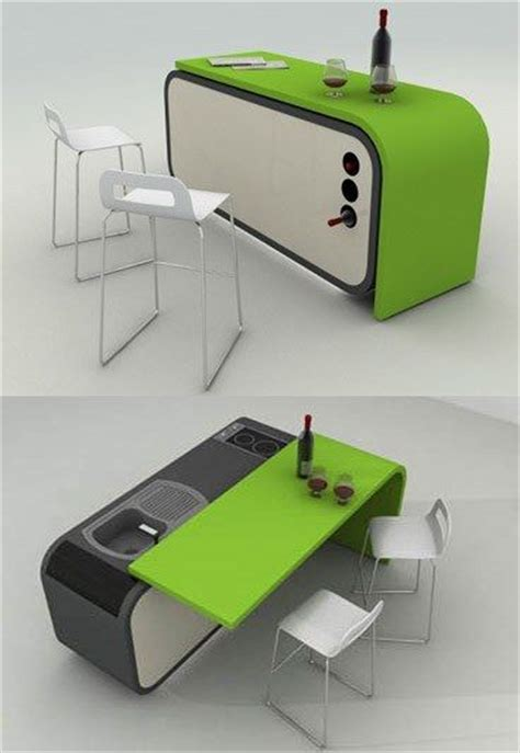 table de cuisine modulable 17 meilleures idées à propos de mobilier futuriste sur