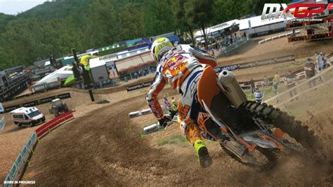 motocross racing game mxgp the official motocross game first screenshots