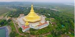 Global Vipassana Pagoda Mumbai (History, Entry Fee, Images ...