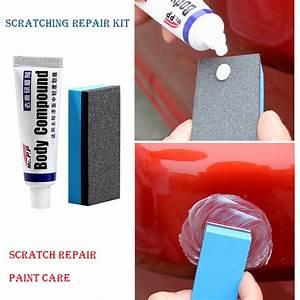 Kit Polissage Voiture : kit repair voiture peinture d fauts soins auto polissage enlever rayures eponge ebay ~ Medecine-chirurgie-esthetiques.com Avis de Voitures