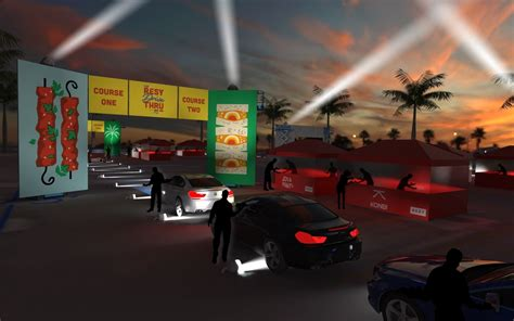 New 'Resy Drive Thru' Experience Shows How Food Festivals ...
