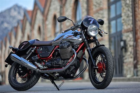 Review Moto Guzzi V7 Ii Racer by 2015 Moto Guzzi V7 Ii Racer