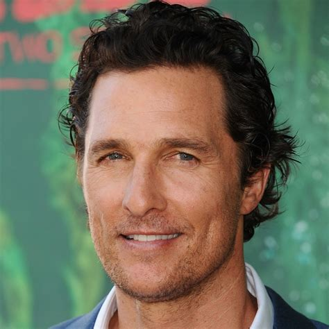 matthew mcconaughey reveals   decided  give  son